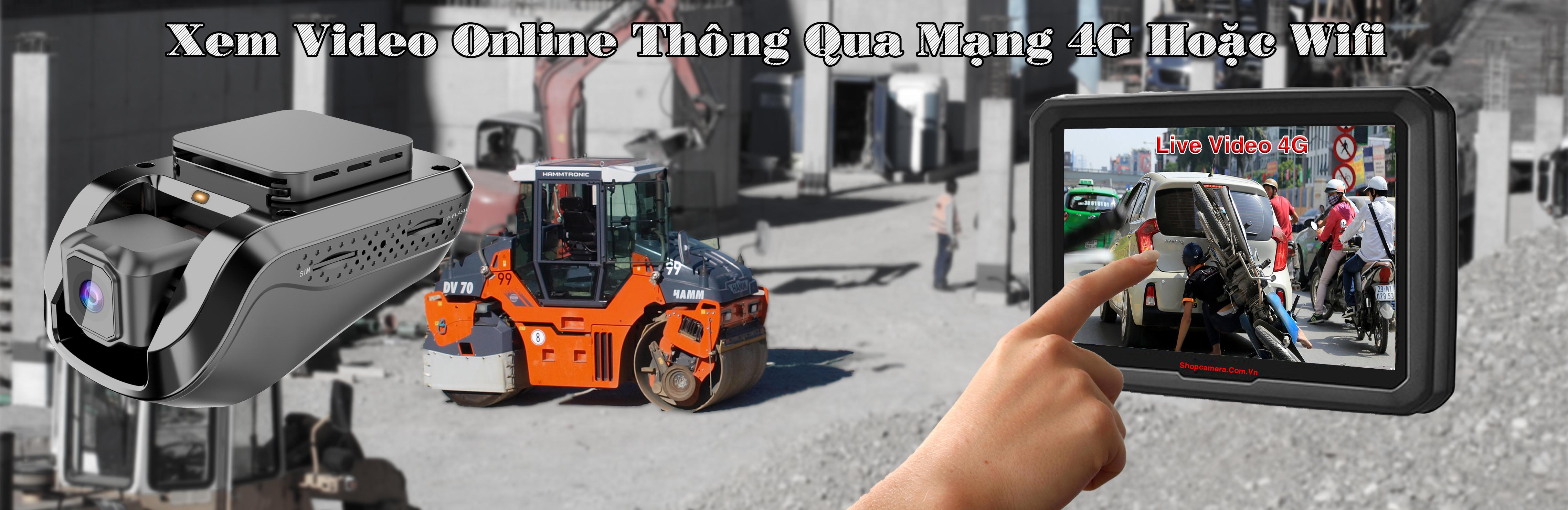 Review Camera Hành Trình JC100 Có Định Vị GPS, Phát Wifi